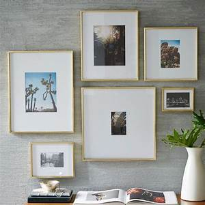 Best 25 modern gallery wall ideas on pinterest bohemian for When looking for the right gallery wall frames