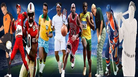 greatest  athletes   sports   time