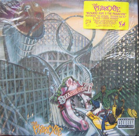 The Pharcyde  Bizarre Ride Ii The Pharcyde (vinyl, Lp