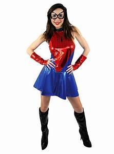 Kostüm Superhelden Damen : spider girl kost m ~ Frokenaadalensverden.com Haus und Dekorationen