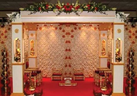 fiber mandap indian wedding mandap decoration indian