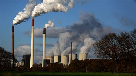 Chiminea Coal by Germany Considering Phasing Out Coal Power Generation Rt