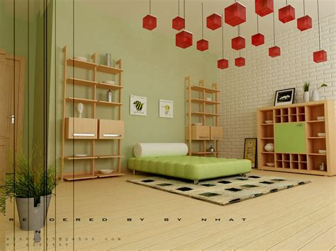 rooms for creative