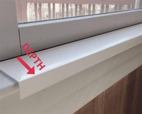 Window Sill Wrap by Custom Depth Sill Shield
