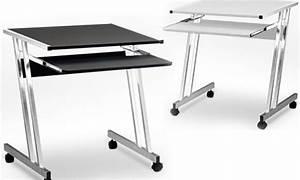 Computertisch Auf Rollen : computertisch mit tastaturauszug groupon goods ~ Whattoseeinmadrid.com Haus und Dekorationen