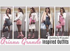 Ariana Grande Inspired Lookbook 2018 10 Cute Girly