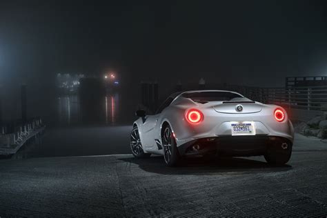 2015 Alfa Romeo-4c Spider Us-spec Cars Wallpaper