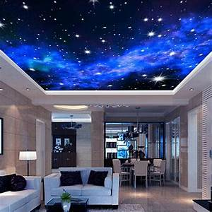 Wholesale Interior Ceiling 3d Milky Way Stars Wall ...