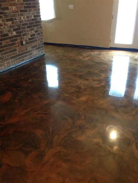 epoxy flooring quartz poured quartz epoxy flooring floor matttroy