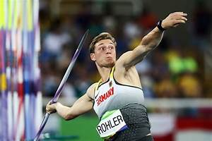 Olympic Track and Field 2016: Men's Javelin Throw Medal ...