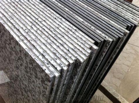 aluminium poly backed granite panel thin stone laminated panel  china stonecontactcom