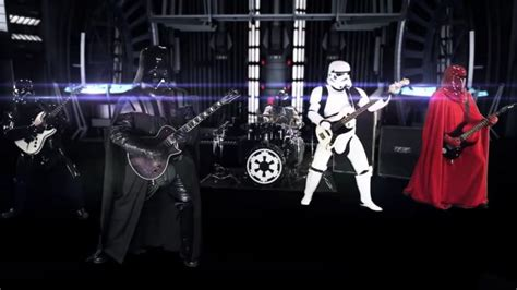 epic star wars themed metal band  bring
