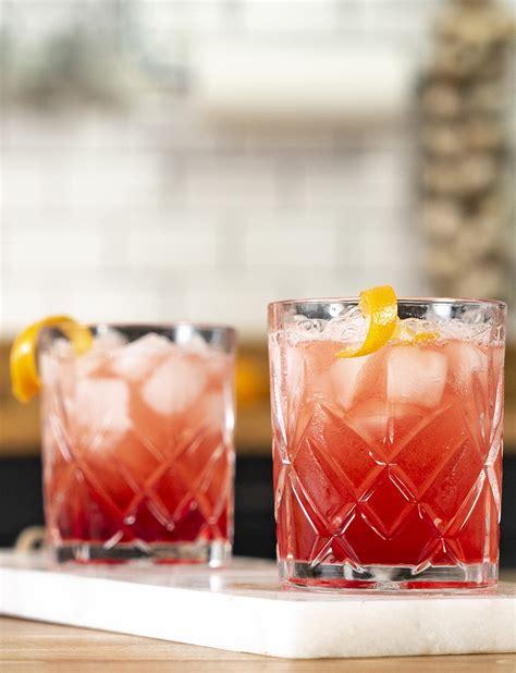 iSi – Campari Soda – a classic bar drink