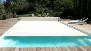 volet de piscine volet de piscine hors sol volet piscine With volet roulant piscine gris