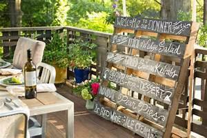 Salon Exterieur En Bois : salon de jardin palette bois fabrication avantages ~ Premium-room.com Idées de Décoration