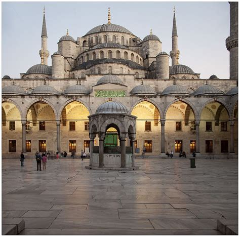 Sanstitre35 Blue Mosque Istanbul Istanbul Turkey