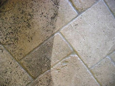 Tile Cleaning: restorative cleaning and grout detailing