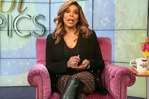 Wendy Williams Shuts Down An Excited Fan Who Wants To Hug