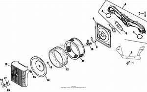 Kohler Pro 25 V Twin Engine Parts Diagram