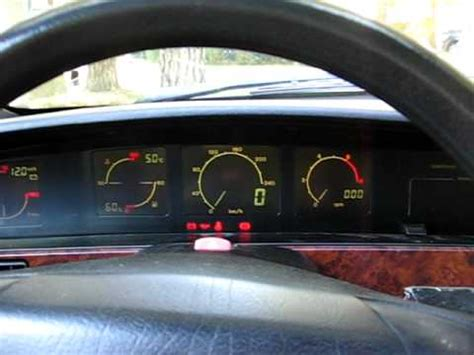 Lancia Dedra Digital Tachometer Optoelectronic Dashboard ...
