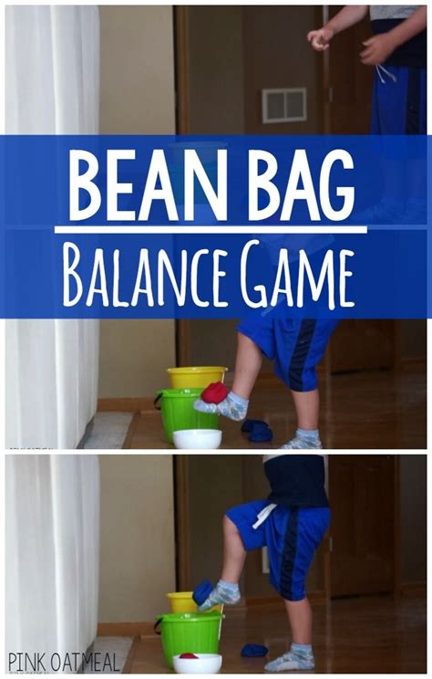 bean bag balance gross motor occupational therapy 457 | c7cb5b4bc461b33616f6fdd15c5ec309