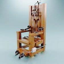 electric chair boise hours execution cancelled due to credit card trouble newssensenews