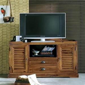 meuble industriel maison du monde simple meuble With meuble tv maisons du monde 11 un bureau traditionnel
