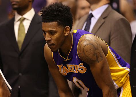 nick young injury update los angeles lakers