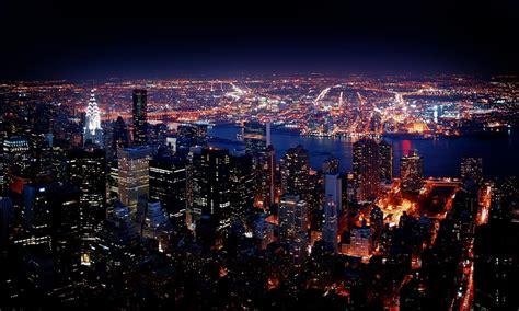 New York City Night View Hd Wallpaper 5789