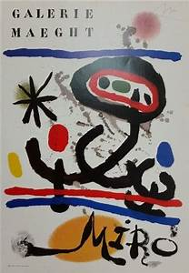 Galerie Maeght by Joan Miró on artnet