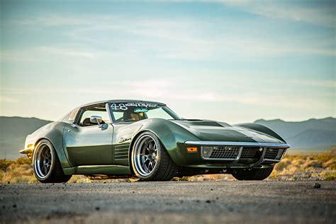 Vintage Supercar? LS-Swapped 1970 Corvette