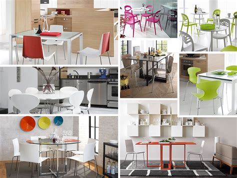 colorful kitchen table stunning kitchen tables and chairs for the modern home