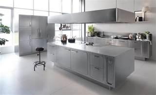professional kitchen design ideas 18 beautiful stainless steel kitchen design ideas