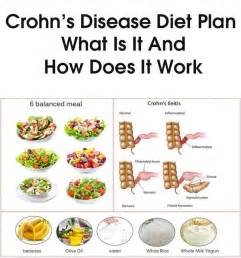 Crohn's Disease Diet Plan