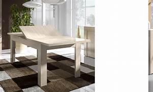 Table De Salle A Manger Contemporaine Avec Rallonge : table contemporaine avec rallonge ~ Teatrodelosmanantiales.com Idées de Décoration