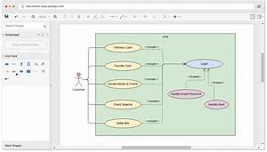 Free Use Case Diagram Tool