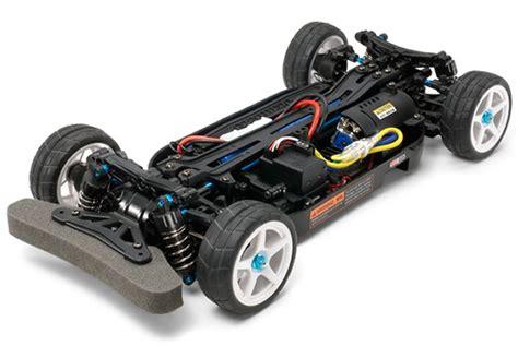 58450 • Tamiya Tt-01r Type-e (tt-01re) Chassis • (radio