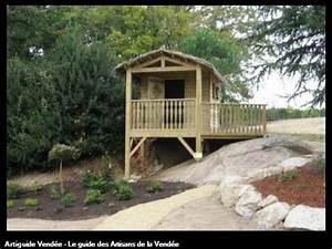Abri Jardin Sur Mesure : autour du bois concept menuisier talmont saint hilaire ~ Melissatoandfro.com Idées de Décoration