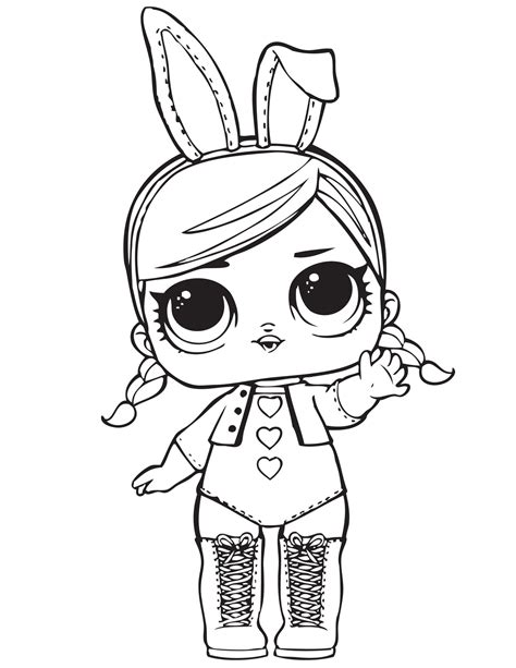 Nice Lol Cartoon Coloring Pages that you must know You?re