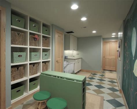 laundry room table with storage 33 laundry room shelving and storage ideas2014 interior