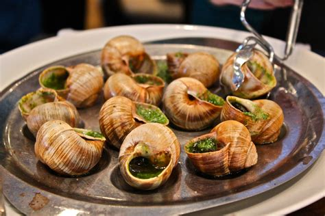 cuisine escargots food happywanderer15
