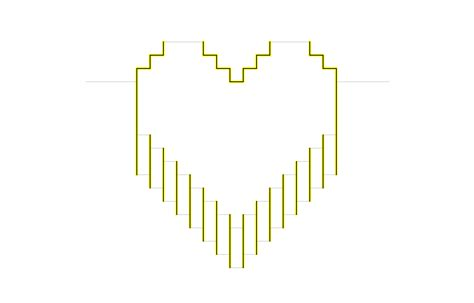 diy heart pop  card  idea king