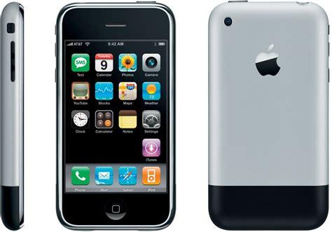 2007 : iPhone, année zéro - Quand le phone est devenu ...