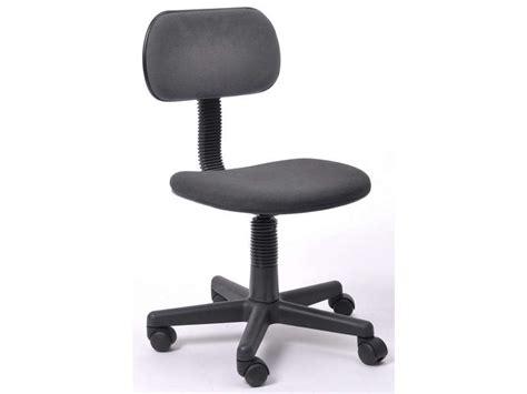 but chaise de bureau chaise dactylo last coloris gris vente de fauteuil de