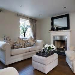 21 black and white traditional living rooms digsdigs