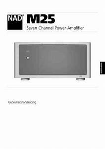 Nad M 25 Amplifier Download Manual For Free Now