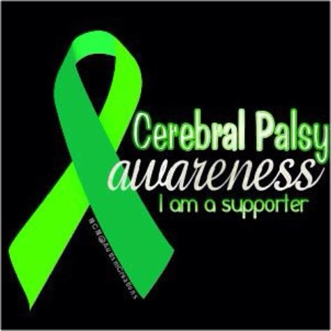 Cerebral Palsy I Am A Cerebral Palsy Supporter All The Way