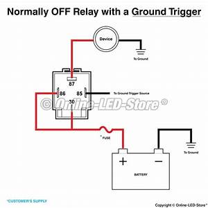 bosch relay 12v 30a wiring diagram wiring diagram and With diagram 4 pin relay wiring diagram hella relay wiring diagram latching