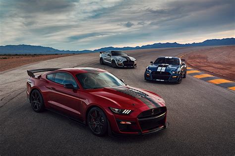 Ford Gt500 by 2020 Mustang Shelby Gt500 Hear The Mighty Roar Of The