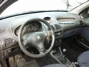 Com2000 Peugeot 206 : 2000 peugeot 206 1 1 xr 3p car photo and specs ~ Melissatoandfro.com Idées de Décoration